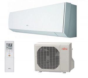 Oro kondicionierius/šilumos siurblys (oras-oras) FUJITSU LU serija: ASYG09LUCA/AOYG09LUC 2.5/3.2 KW (-15°C)