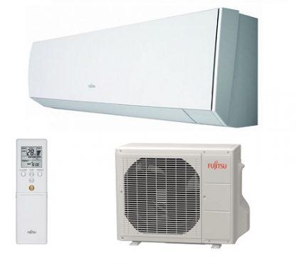 Oro kondicionierius/šilumos siurblys (oras-oras) FUJITSU LM NORDIC serija: ASYG12LMCB/AOYG12LMCBN 3.40/4.00 KW (-25°C)