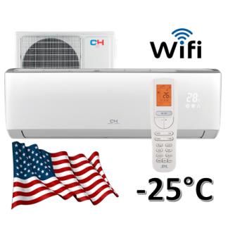 Oro kondicionierius/šilumos siurblys (oras-oras) Cooper&Hunter ARCTIC Inverter CH-S18FTXLA-NG (-25°C)