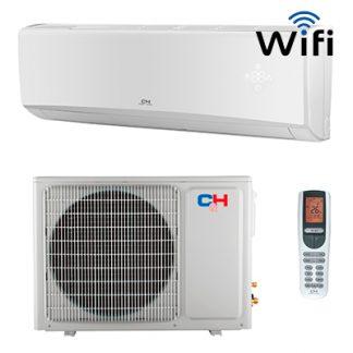 Oro kondicionierius/šilumos siurblys (oras-oras) Cooper&Hunter ALPHA Inverter CH-S18FTXE-NG (-15°C)
