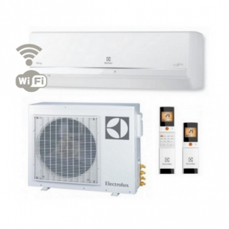 Oro kondicionierius/ šilumos siurblys (oras-oras) Electrolux VIKING EACS-I12HVI/N8_19Y inverter (-30°C)