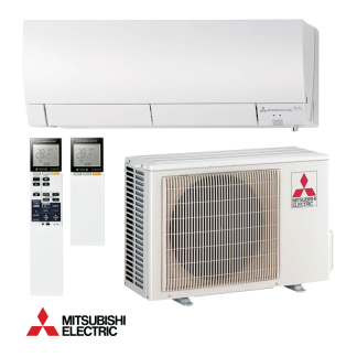 Oro kondicionierius/šilumos siurblys oras-oras Mitsubishi MUZ-FH35VEHZ/MSZ-FH35VE (-25°C)