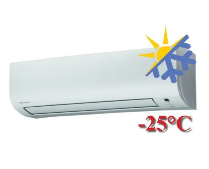 Oro kondicionierius/šilumos siurblys (oras-oras) Daikin Split Inverter FTXTP35K/RXTP35N9 (-25°C)