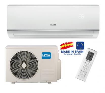 HTW oro kondicionierius/šilumos siurblys oras-oras ANTARCTIC HTWS035IX80SR32 inverter (-25°C)