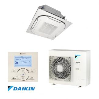 Oro kondicionierius/ šilumos siurblys (oras-oras) Daikin Split ROUND-FLOW Inverter FCAG60B/RXM60N9 (-15°C)