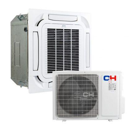 Cooper&Hunter kasetinis oro kondicionierius/šilumos siurblys CH-IC035RK/CH-IU035RK