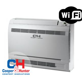 Oro kondicionierius/šilumos siurblys (oras-oras) Cooper&Hunter ARCTIC Inverter: CH-S12FTXLA-NG (-25°C)