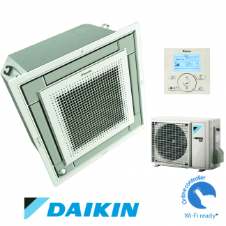 Oro kondicionierius/ šilumos siurblys (oras-oras) Daikin Split COMPACT Inverter FFA25A9/RXM25N9 (-15°C)