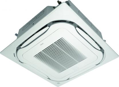 Oro kondicionierius/ šilumos siurblys (oras-oras) Daikin Split ROUND-FLOW Inverter FCAG50B/RXM50N9 (-15°C)