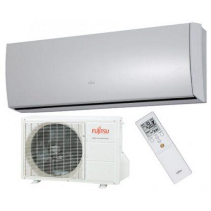 Oro kondicionierius/šilumos siurblys (oras-oras) Fujitsu LT serija: ASYG09LTCA/AOYG09LTC 2,5 / 3,2 kW