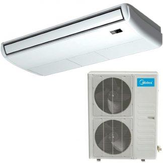 Palubinis/grindinis oro kondicionierius MIDEA Inverter MUE-48FNXD0/MOU-48FN8-RD0 (-15°C)