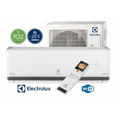Oro kondicionierius/ šilumos siurblys (oras-oras) Electrolux Avalanche R32 EACS-I24 HAV/N8_19Y inverter