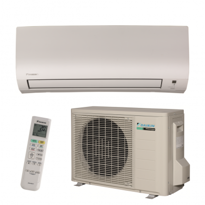 Oro kondicionierius/ šilumos siurblys (oras-oras) Daikin Comfora Split Inverter FTXP20M9/RXP20M (-15°C)