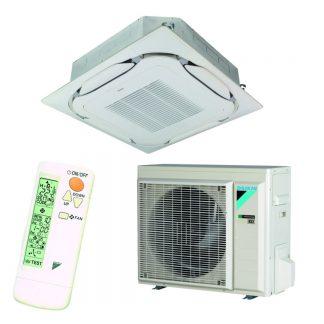 Oro kondicionierius/ šilumos siurblys (oras-oras) Daikin Split ROUND-FLOW Inverter FCAG35B/RXM35R (-20°C)