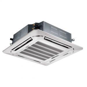 HTW kasetinis split tipo oro kondicionierius/šilumos siurblys HTW-C9T3-140IX43R32 (-15°C)