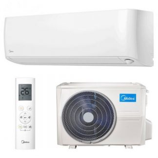Oro kondicionierius/šilumos siurblys oras-oras MIDEA OASIS PLUS inverter MSOPBU-09HRFN8-QRE6GW/MOB30-09HFN8-QRE6GW (-30°C)